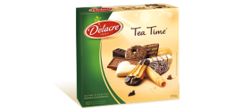Delacre - pack - Tea Time 250g
