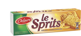 Delacre - pack - Le Sprits Original